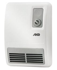 radiateur de salle de bain mural
