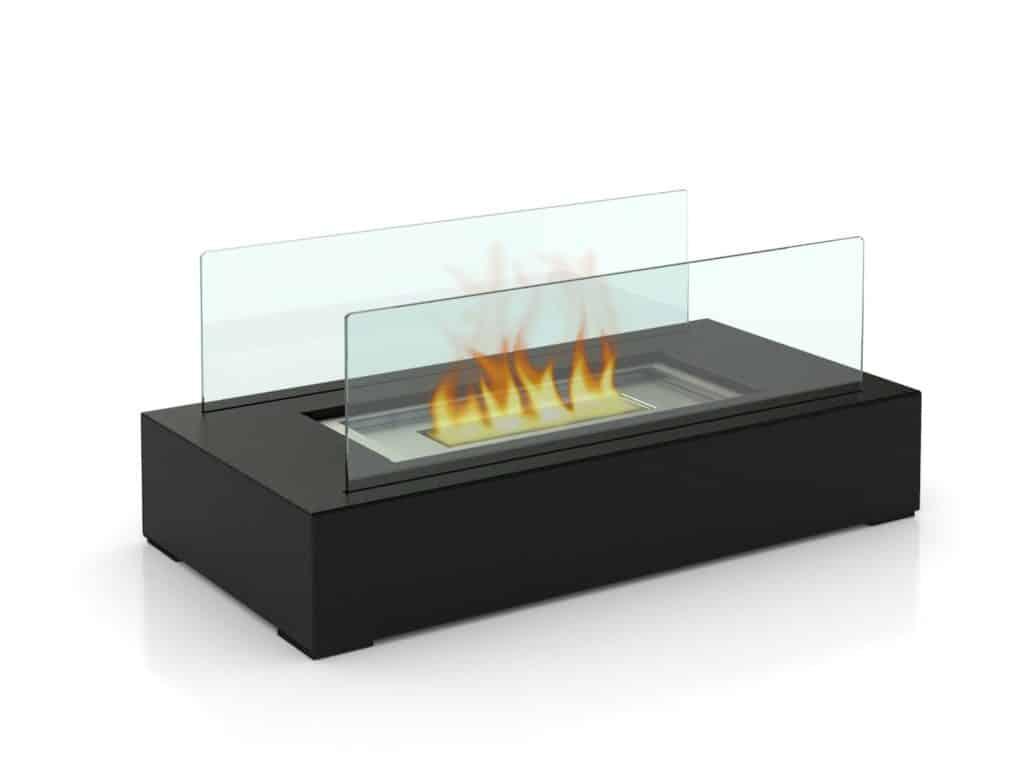 cheminée bioethanol de table de qualité
