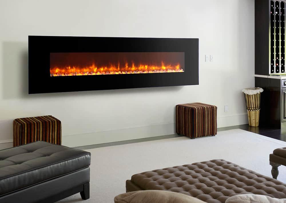 meilleure cheminée électrique murale comparatif et guide d'achat