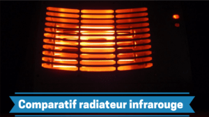 meilleur radiateur infrarouge